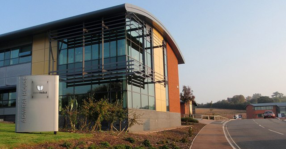 Exeter Medical at Admiral House, Exeter Business Park