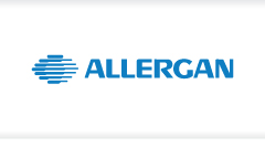 Link to Allergan healthcare suppliers (breast implants) website