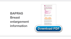 BAPRAS guidance on Breast Augmentation download