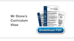 Download Christopher Stone, Cosmetic Surgeon & Medico-legal Expert Curriculum Vitae