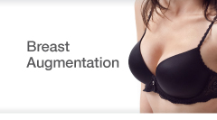 Mr Christopher Stone's cosmetic surgery services - breast augmentation (boob job, breast enlargement)
