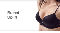 Mr Christopher Stone's cosmetic surgery services - breast uplift (mastoplexy)