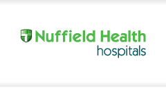 Link to Nuffield Health private hospital website