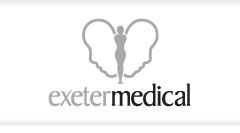 Link to Exeter Medical website