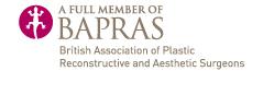 Medical & Legal BAPRAS footer link