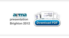 avma presentation by Christopher Stone at Brighton 2012 pdf download