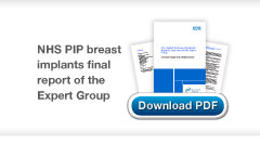 NHS PIP implants final report download