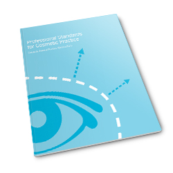 Download the Royal College of Surgeons Professional Standards for Cosmetic Practice Report as a pdf