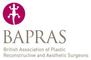 BAPRAS - The British Association of Plastic, Reconstructive and Aesthetic Surgeons
