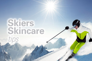 Skiers skincare tips to help reduce UV exposure & skin cancer risk