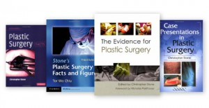 Devon based Cosmetic Surgeon Christopher Stone's cosmetic & plastic surgery published text books