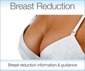 Find out more about breast reduction surgery by Mr Christopher Stone