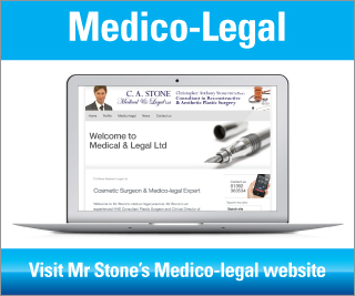 Visit Mr Stone's Medico-Legal Practice website