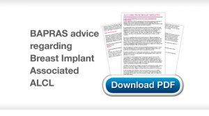 Chris Stone Surgery BAPRAS advice regarding Breast Implant Associated ALCL download