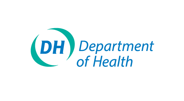 Department of Health logo & website link