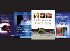 Exeter Cosmetic Surgeon Christopher Stone plastic surgery publications