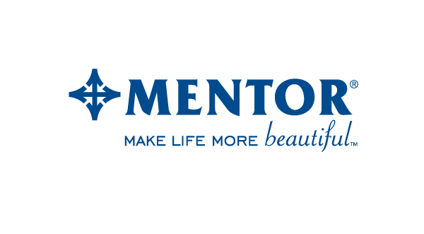Mentor logo & website link
