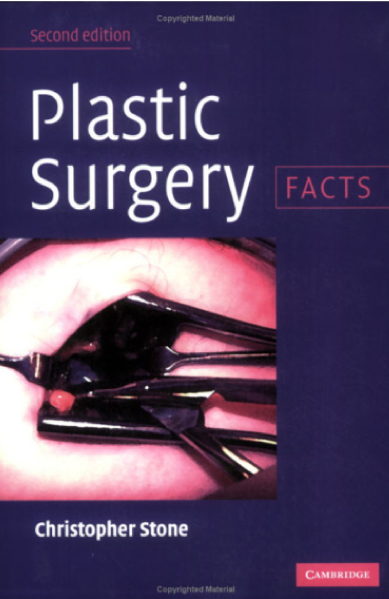 Plastic Surgery Facts Chris Stone Second Edition Book